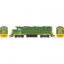 HO GP39-2 CSX 4316 DC_65086