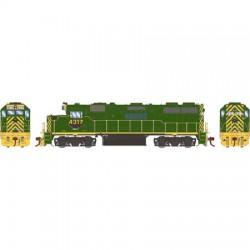 HO GP39-2 CSX 4317 DC_65088