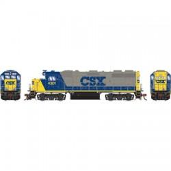 HO GP39-2 CSX 4309 DCC Sound_65090