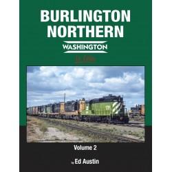 Burlington Northern Washington In Color Volume 2_65306
