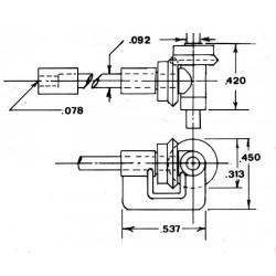 300-7037 1 : 1 Ratio Gear_6533