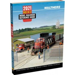 HO/N/Z Walthers Reference book 2021 Print_65388