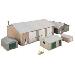 HO Vehicle Maintenance Facility_65420