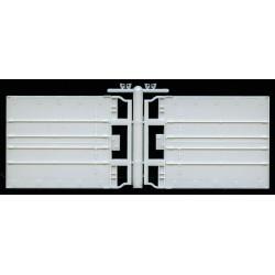 HO Rear Trailer Doors Swing (Plate Trailer)_65422