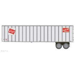 HO 40 Flexi-Van Trailer - 2-pack- Milwaukee R_65430