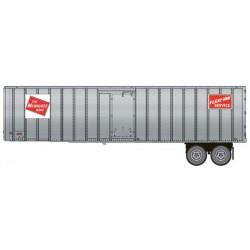 HO 40 Flexi-Van Trailer - 2-pack- Milw Logo & Fle_65434