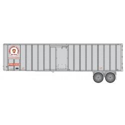 HO 40 Flexi-Van Trailer - 2-pack- Pennsy_65442