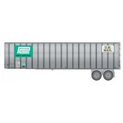 HO 40 Flexi-Van Trailer - 2-pack- Penn Central_65444