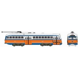 HO Kansas City-Style Streetcar Phila Gulf 2240 DC_65505