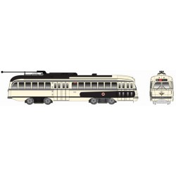 HO Kansas City-Style Streetcar Kansas City 513 DC_65509