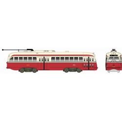 HO Kansas City-Style Streetcar Toronto 4750 DCC/S_65518