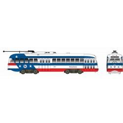 HO Kansas City-Style Streetcar Bi Cen P 2251 DCC/S_65524
