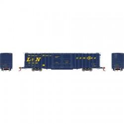 HO 60' PS Auto Box Car L&N 105510_65627