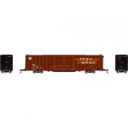 HO 60' PS Auto Box Car Norfolk & Western 600415_65631