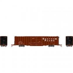 HO 60' PS Auto Box Car Southern Pacific 621125_65640
