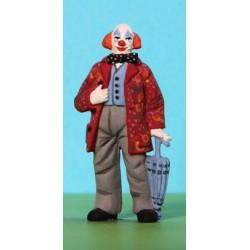 2301-E51 Clown mit Schirm_6568