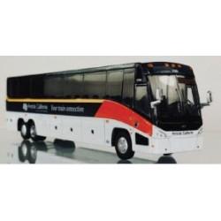 HO MCI J4500 Motorcoach Bus Amtrak California (whi_65738