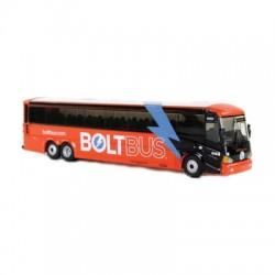 HO MCI D4505 Bus - BoltBus (red, black, blue)_65740