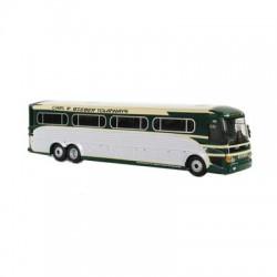 HO MCI D4505 Bus - Bieber Tourways (silver, green,_65742
