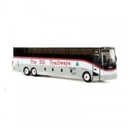 HO Van Hool CX-45 Motorcoach Pine Hill Trailways_65752