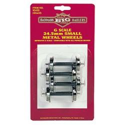 G Small Metal Wheel Set 24.5mm_65843