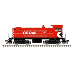 N S-4 Canadian Pacific Rail 7117 DC Version_65861