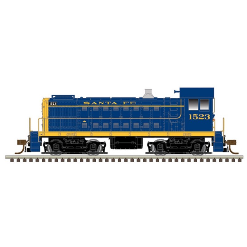 N S-4 Santa Fe 1522 DCC Version_65879