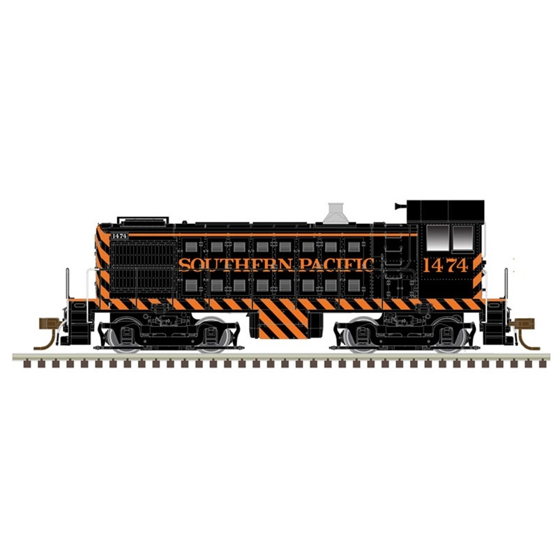N S-4 Southern Pacific 1474 DCC Version_65881