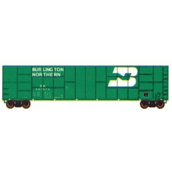 HO Woodchip Gondola Burlington Northern 587010_65935