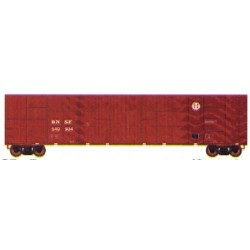 HO Woodchip Gondola BNSF brown 540928_65940
