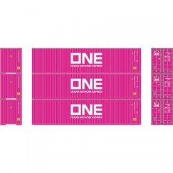 HO 40' High-Cube Container ONE (3) Set 1_66308