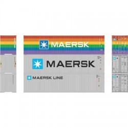 N 40' High-Cube Container Maersk (3)_66339