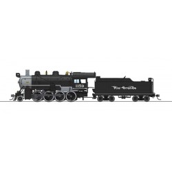 HO 2-8-0 Consolidation D&RGW 1159 DCC/S - Smoke_66450