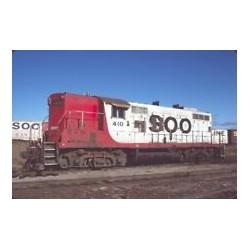 HO EMD GP9 Phase II - SOO 2412 DC_66521