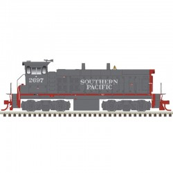 HO MP15DC Southern Pacific 2697 - DC_66679