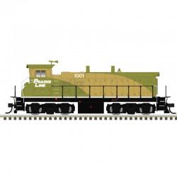 HO MP15DC The Prairie Line 1001 - DCC_66686