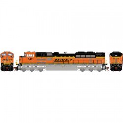 HO SD70ACe BNSF 8597 DCC-Sound_66812