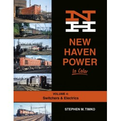 New Haven Power In Color Volume 4: Switchers & Ele_67115