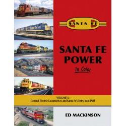 Santa Fe Power In Color Volume 5: General Electric_67128