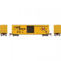 N 50' PS5227 Box Car Railbox 16239_67183