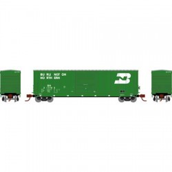 N 50' PS5227 Box Car Burlington Northern 217725_67184