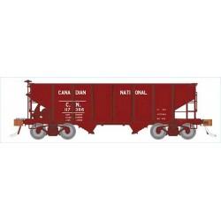 HO Class GLa 2-Bay Hopper Canadian National (1940s_67421