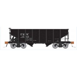 HO Class GLa 2-Bay Hopper New York, Ontario & West_67425