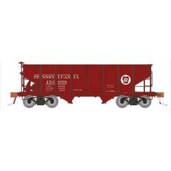 HO Class GLa 2-Bay Hopper 6-Pack Berwind BWCX (193_67426