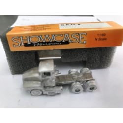 N 70's GMC 9500 Long Hood Builder (kit - Bausatz)_67438