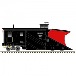 N Russell Snow Plow Canadian Pacific 400850_67539