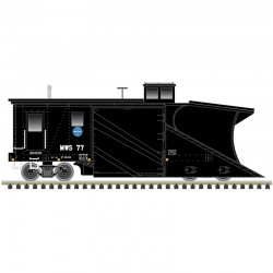 N Russell Snow Plow Pan Am 77_67547