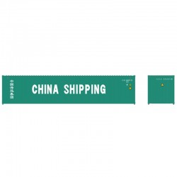 HO 40' Standard Height Container China Shipping S1_67590