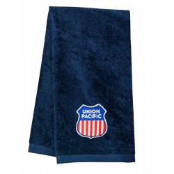 Handtuch Union Pacific Navy blue_67634