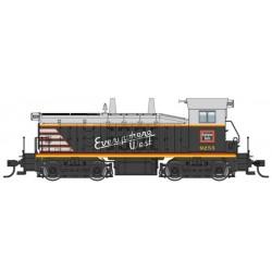 HO EMD SW2 CB&Q 9265 DC_67767